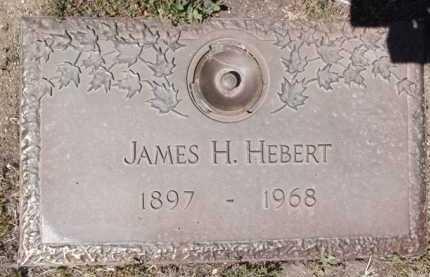 HEBERT, JAMES H. - Yavapai County, Arizona | JAMES H. HEBERT - Arizona Gravestone Photos