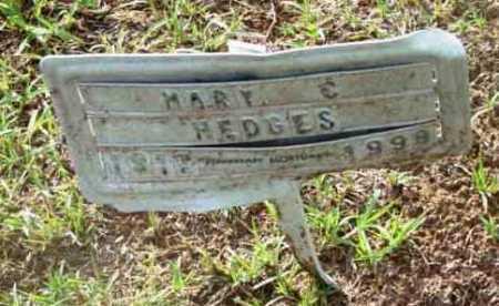 HEDGES, MARY CATHERINE - Yavapai County, Arizona   MARY CATHERINE HEDGES - Arizona Gravestone Photos