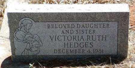 HEDGES, VICTORIA RUTH - Yavapai County, Arizona   VICTORIA RUTH HEDGES - Arizona Gravestone Photos