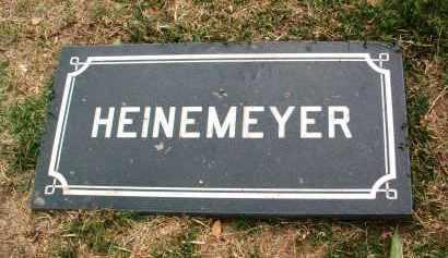 HEINEMEYER, UNKNOWN - Yavapai County, Arizona | UNKNOWN HEINEMEYER - Arizona Gravestone Photos