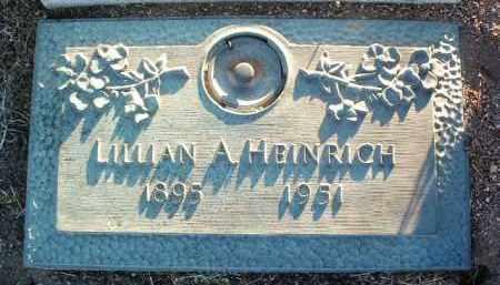 ALBRECHT HEINRICH, L. - Yavapai County, Arizona | L. ALBRECHT HEINRICH - Arizona Gravestone Photos