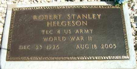 HELGESON, ROBERT STANLEY - Yavapai County, Arizona | ROBERT STANLEY HELGESON - Arizona Gravestone Photos