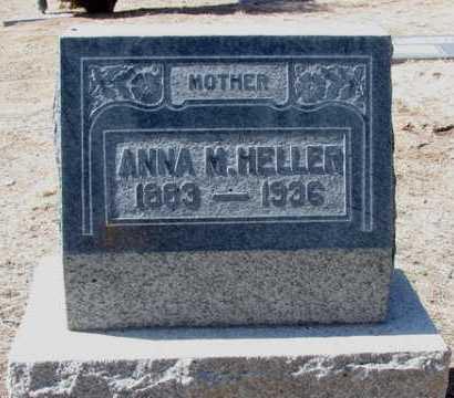 LEARN HELLER, ANNA M. - Yavapai County, Arizona | ANNA M. LEARN HELLER - Arizona Gravestone Photos