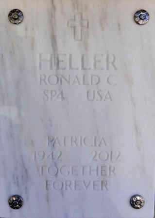 HELLER, PATRICIA L. - Yavapai County, Arizona | PATRICIA L. HELLER - Arizona Gravestone Photos