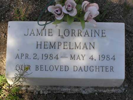 HEMPELMAN, JAMIE L. - Yavapai County, Arizona | JAMIE L. HEMPELMAN - Arizona Gravestone Photos