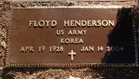HENDERSON, FLOYD - Yavapai County, Arizona   FLOYD HENDERSON - Arizona Gravestone Photos