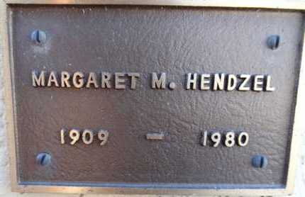 PETERSON HENDZEL, M. M. - Yavapai County, Arizona | M. M. PETERSON HENDZEL - Arizona Gravestone Photos
