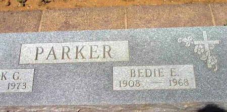 HENRY  PARKER, BEDIE ELIZABETH - Yavapai County, Arizona | BEDIE ELIZABETH HENRY  PARKER - Arizona Gravestone Photos