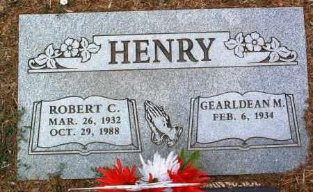 GREEN HENRY, GEARLDEAN - Yavapai County, Arizona | GEARLDEAN GREEN HENRY - Arizona Gravestone Photos