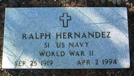 HERNANDEZ, RALPH - Yavapai County, Arizona   RALPH HERNANDEZ - Arizona Gravestone Photos