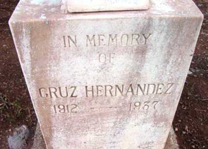 HERNANDEZ, CRUZ - Yavapai County, Arizona | CRUZ HERNANDEZ - Arizona Gravestone Photos