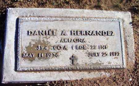 HERNANDEZ, DANIEL A. - Yavapai County, Arizona   DANIEL A. HERNANDEZ - Arizona Gravestone Photos