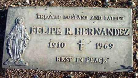 HERNANDEZ, FELIPE R. - Yavapai County, Arizona | FELIPE R. HERNANDEZ - Arizona Gravestone Photos