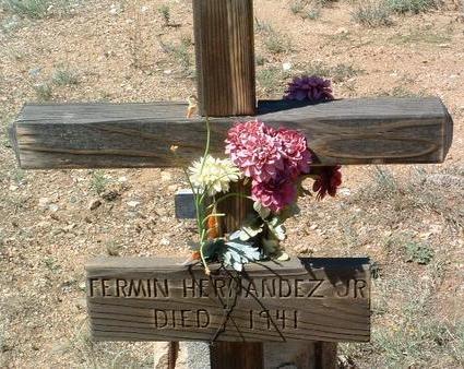 HERNANDEZ, FERMIN, JR. - Yavapai County, Arizona   FERMIN, JR. HERNANDEZ - Arizona Gravestone Photos