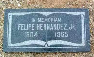 HERNANDEZ, FELIPE, JR. - Yavapai County, Arizona | FELIPE, JR. HERNANDEZ - Arizona Gravestone Photos