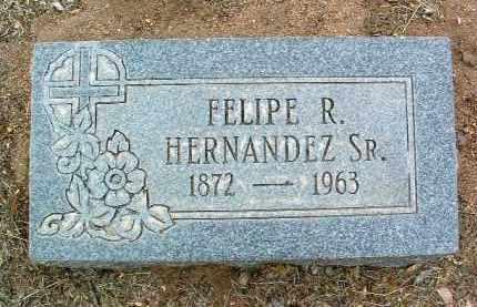 HERNANDEZ, FELIPE R., SR. - Yavapai County, Arizona | FELIPE R., SR. HERNANDEZ - Arizona Gravestone Photos