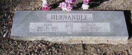 HERNANDEZ, JUANA - Yavapai County, Arizona | JUANA HERNANDEZ - Arizona Gravestone Photos