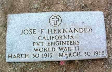 HERNANDEZ, JOSE FRANCO - Yavapai County, Arizona | JOSE FRANCO HERNANDEZ - Arizona Gravestone Photos