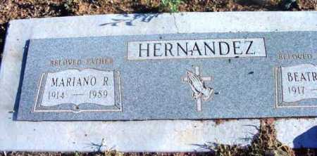 HERNANDEZ, MARIANO R. - Yavapai County, Arizona | MARIANO R. HERNANDEZ - Arizona Gravestone Photos