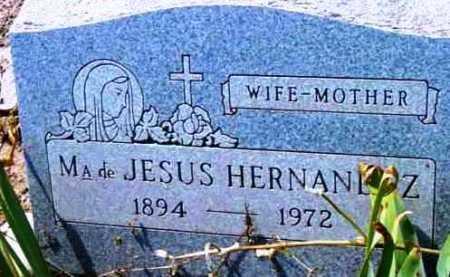 HERNANDEZ, MA DE JESUS - Yavapai County, Arizona | MA DE JESUS HERNANDEZ - Arizona Gravestone Photos