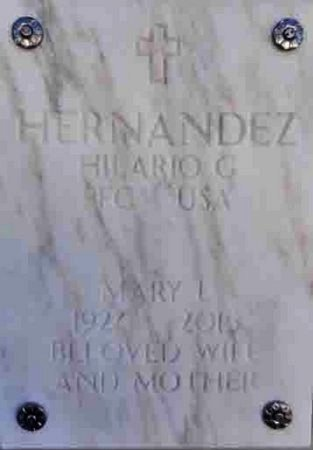 HERNANDEZ, MARY LOUISE - Yavapai County, Arizona | MARY LOUISE HERNANDEZ - Arizona Gravestone Photos