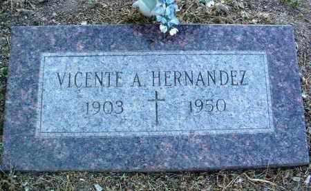 HERNANDEZ, VINCENTE A. - Yavapai County, Arizona   VINCENTE A. HERNANDEZ - Arizona Gravestone Photos