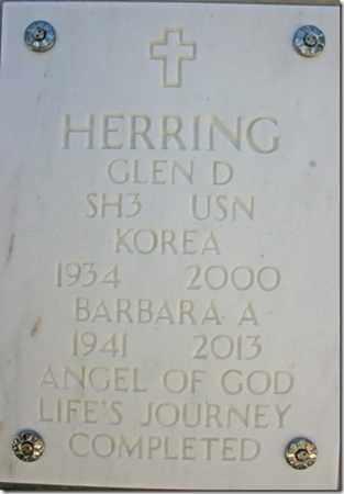 HERRING, BARBARA ANN - Yavapai County, Arizona   BARBARA ANN HERRING - Arizona Gravestone Photos