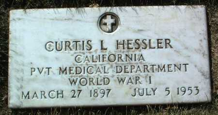 HESSLER, CURTIS L. - Yavapai County, Arizona   CURTIS L. HESSLER - Arizona Gravestone Photos