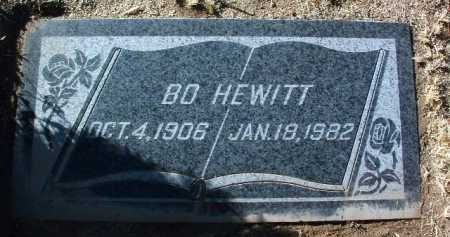 HEWITT, BO - Yavapai County, Arizona | BO HEWITT - Arizona Gravestone Photos