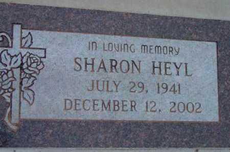 HEYL, SHARON - Yavapai County, Arizona | SHARON HEYL - Arizona Gravestone Photos
