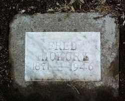 HICKORY, FRED - Yavapai County, Arizona   FRED HICKORY - Arizona Gravestone Photos