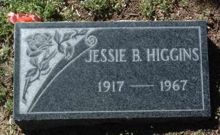 MADERS HIGGINS, JESSIE BELLE - Yavapai County, Arizona | JESSIE BELLE MADERS HIGGINS - Arizona Gravestone Photos