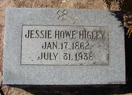 HIGLEY, JESSIE FREMONT - Yavapai County, Arizona | JESSIE FREMONT HIGLEY - Arizona Gravestone Photos