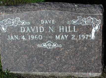 HILL, DAVID NEAL (DAVE) - Yavapai County, Arizona   DAVID NEAL (DAVE) HILL - Arizona Gravestone Photos