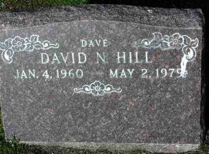 HILL, DAVID NEAL (DAVE) - Yavapai County, Arizona | DAVID NEAL (DAVE) HILL - Arizona Gravestone Photos