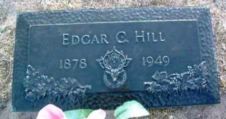 HILL, EDGAR CHARLES - Yavapai County, Arizona | EDGAR CHARLES HILL - Arizona Gravestone Photos