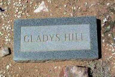 HILL, GLADYS IDA - Yavapai County, Arizona   GLADYS IDA HILL - Arizona Gravestone Photos