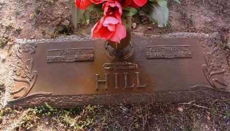 HILL, GERTRUDE LULA - Yavapai County, Arizona | GERTRUDE LULA HILL - Arizona Gravestone Photos