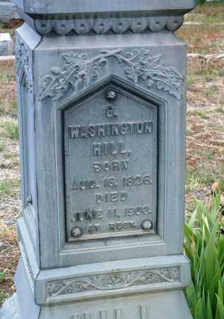 HILL, GEORGE WASHINGTON - Yavapai County, Arizona   GEORGE WASHINGTON HILL - Arizona Gravestone Photos