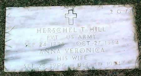 HILL, HERSCHEL  THOMAS - Yavapai County, Arizona | HERSCHEL  THOMAS HILL - Arizona Gravestone Photos