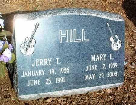 HILL, MARY LOUISE - Yavapai County, Arizona | MARY LOUISE HILL - Arizona Gravestone Photos