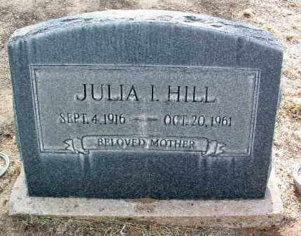 WILLIAMS HILL, JULIA INEAL - Yavapai County, Arizona | JULIA INEAL WILLIAMS HILL - Arizona Gravestone Photos