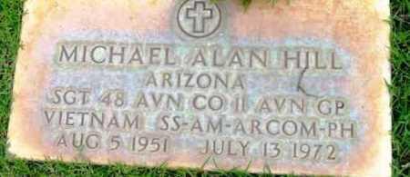 HILL, MICHAEL ALAN - Yavapai County, Arizona | MICHAEL ALAN HILL - Arizona Gravestone Photos