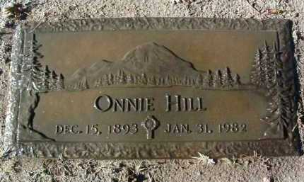 JOKELAOINEN HILL, ONNIA (ONNIE) - Yavapai County, Arizona | ONNIA (ONNIE) JOKELAOINEN HILL - Arizona Gravestone Photos