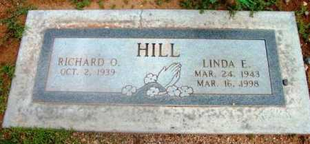 HILL, RICHARD O. - Yavapai County, Arizona | RICHARD O. HILL - Arizona Gravestone Photos