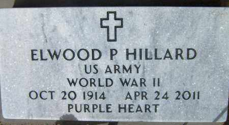 HILLARD, ELWOOD PETER - Yavapai County, Arizona | ELWOOD PETER HILLARD - Arizona Gravestone Photos