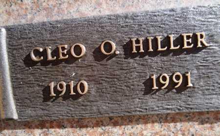 DODD HILLER, CLEO OLVA - Yavapai County, Arizona | CLEO OLVA DODD HILLER - Arizona Gravestone Photos