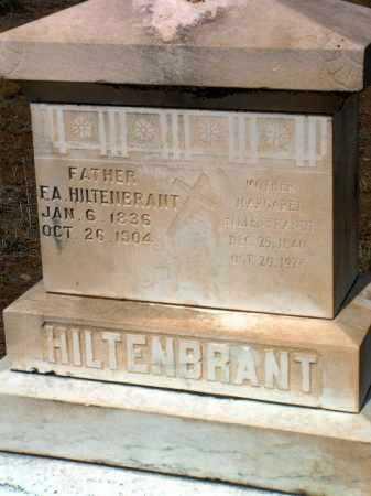 HILTENBRANT, FREDERICK A. - Yavapai County, Arizona | FREDERICK A. HILTENBRANT - Arizona Gravestone Photos