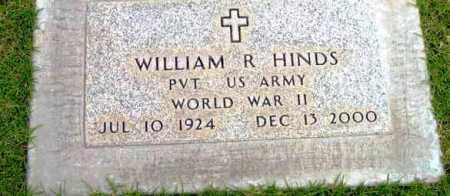 HINDS, WILLIAM R. - Yavapai County, Arizona   WILLIAM R. HINDS - Arizona Gravestone Photos