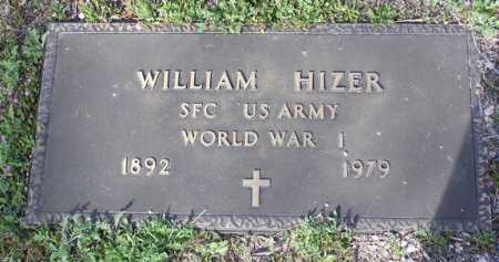 HIZER, WILLIAM I. - Yavapai County, Arizona | WILLIAM I. HIZER - Arizona Gravestone Photos